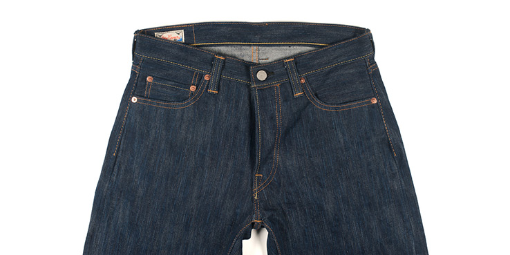 Self Edge and Dry Bones Limited Edition Hank-Dyed Jeans 1