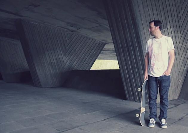 Edwin Meet British Skater,Carpenter and ED 55 Wearer Oliver Bradley