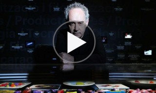 El Bulli's Ferran Adrià on his Somerset House Exhibition 'Art of Food'