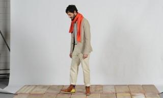 Folk Fall/Winter 2013 Lookbook – Light and Bright Casualwear