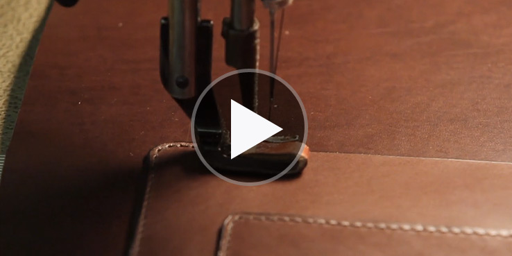 Watch Frank Clegg Leather Works on Craft 2