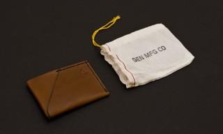 GEN MFG Co. 2-Pocket Wallet