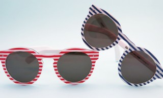 Illesteva Sunglasses Fourth of July Collection