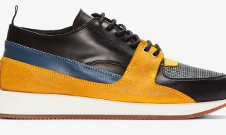 Kris Van Assche Hybrid Footwear Mixes Derby with Sneaker