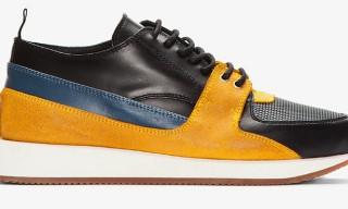 Kris Van Assche Hybrid Footwear Mixes Derby with Sneaker