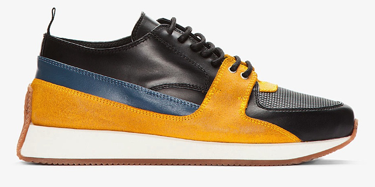 the best attitude 26be0 63ac1 free shipping Kris Van Assche Hybrid Footwear Mixes Derby with Sneaker  Selectism