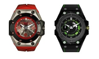 2 Bold Sports Watch Styles by Linde Werdelin