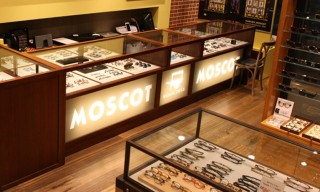 Look Inside the new MOSCOT Shop in Seoul, South Korea
