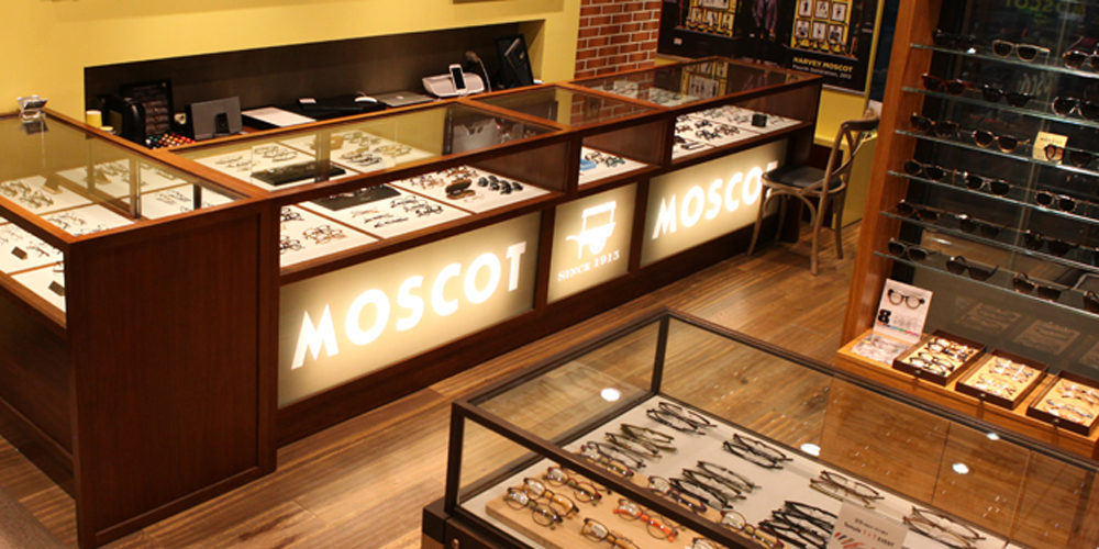 Look Inside the new MOSCOT Shop in Seoul, South Korea 1