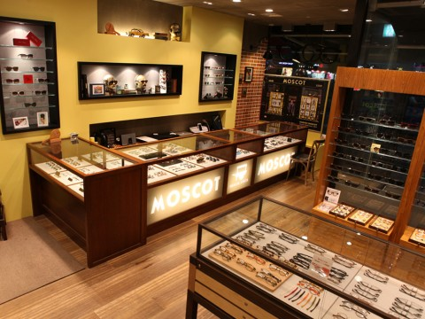 Look Inside the new MOSCOT Shop in Seoul, South Korea 2
