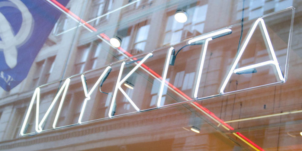 Look Inside the new MYKITA Flagship Store in NYC 1