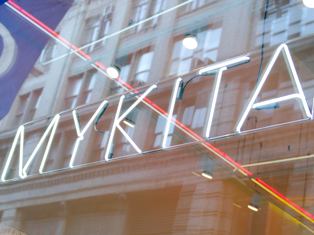 Look Inside the new MYKITA Flagship Store in NYC