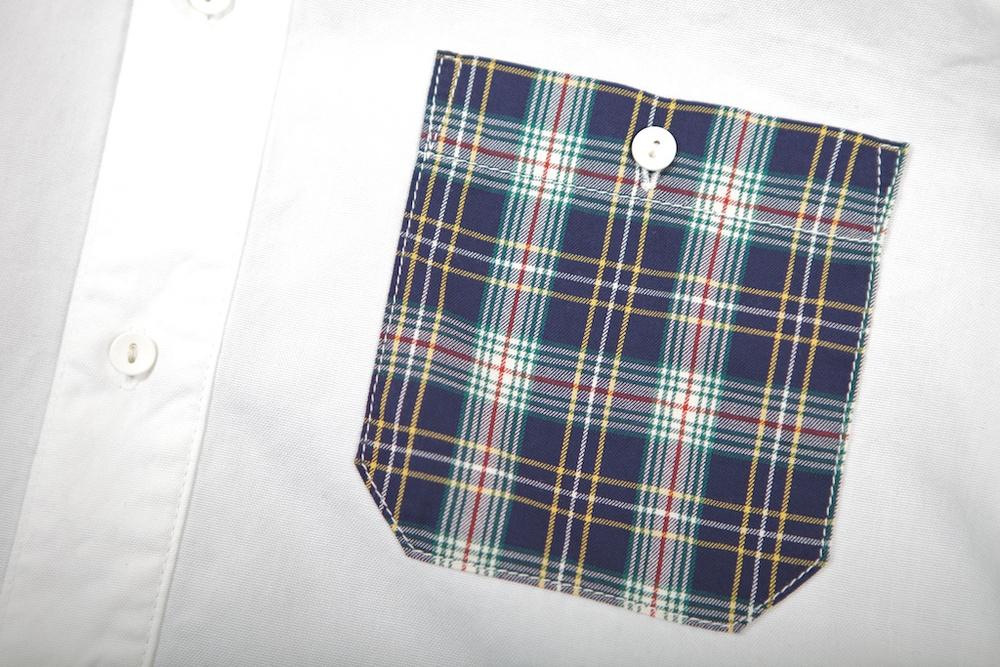 Noir Panel Shirts 08