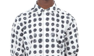 An Arne Jacobsen Inspired Print Shirt from Peter Jensen