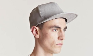 Rick Owens DrkShdw Fall 2013 Lamb Leather Cap