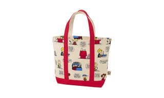 Uniqlo Japan Bring In Snoopy & the Peanuts Crew for Tote Collection