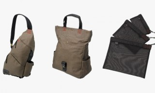 Rugged and Versatile Bags from Sons of Trade