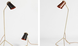 The Strand Lamp Collection from Clancy Moore Design