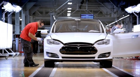 Watch How A Tesla Model S Car is Made 2