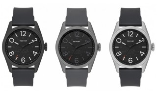 New TSOVET JPT-NT42 Watches in Black, Gunmetal and Silver