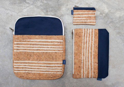 Twothirds Sustainable Cork Accessories 1