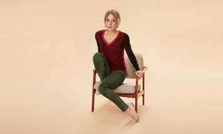 UNIQLO Launches Silk and Cashmere Campaign