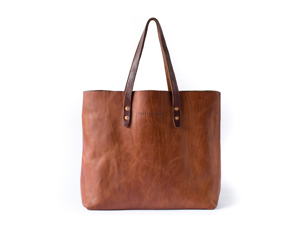 Whipping Post Vintage Tote 2013 01