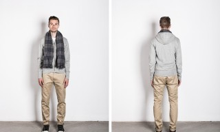 wings + horns for Steven Alan Fall 2013 Capsule Collection
