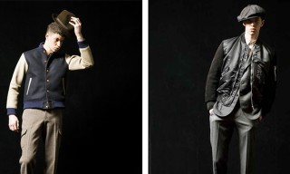 Artyz Fall Winter 2013 'Soul Vendors' Collection Inspired by Jamaica's Alpha Boys School