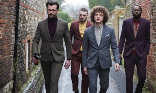 Ben Sherman 'Spirit of the Union' Fall Winter 2013 Campaign
