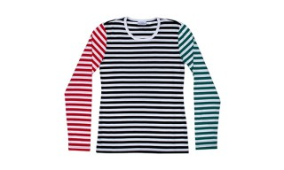 Marimekko Striped Tees for Comme des Garçons