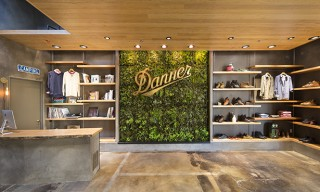 Danner Launch Lifestyle Concept Store in Downtown Portland, Oregon