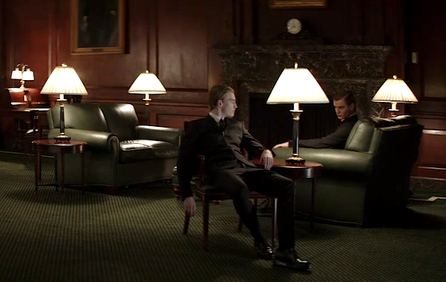 The Players   A Short Film by Willy Vanderperre for Dior Homme Fall 2013
