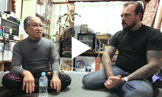 The Gypsy Gentleman Travels to Japan to Meets Horiyoshi III for Episode 7