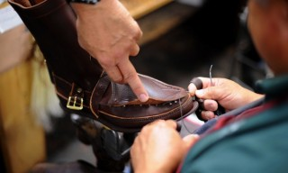 A Look Inside the Russell Moccasin Factory – Wisconsin