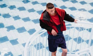 Vidur Spring Summer 2014 Campaign Heads to the Sports Centre