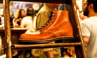 Preview Chippewa Boots and Jean Shop's Fall 2013 Collaboration