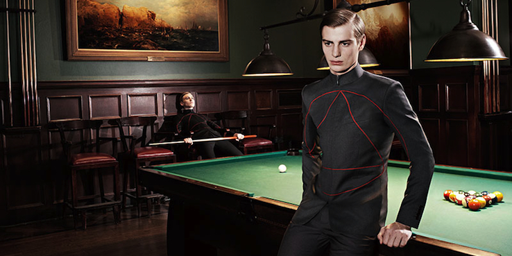 Dior Homme Fall 2013 Menswear Runway Video and Music ...