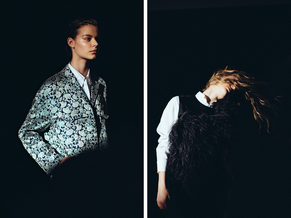 Dries Van Noten Dazed Film FW2013 04
