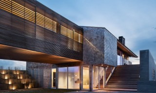 """See the """"Genius Loci"""" Vacation Home in Montauk, New York"""