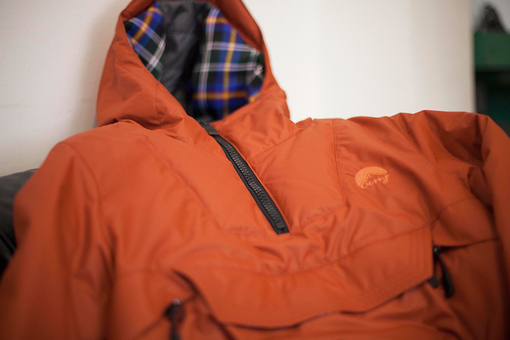 Gerry Mountain Engineering Capsule Collection for Fall 2013