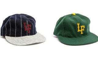Left Field NYC Ballcaps by Ebbets Field