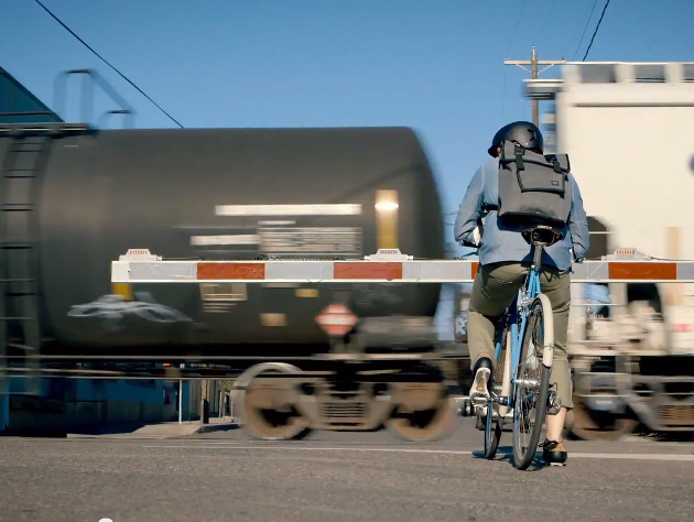 Watch Clyde Common's Chris Diminno Go To Work With Levis Commuter 1