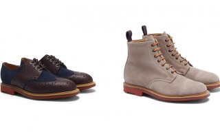Mark McNairy Footwear for Club Monaco's Makers and Muses Series