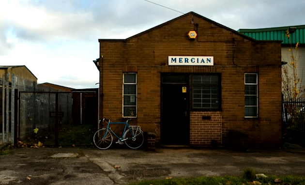 Rapha Speaks to Grant Mosley of Mercian Cycles   Derby, England