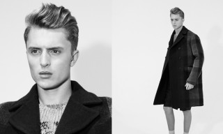 oki-ni 'Towards Zero' STYLED Editorial Featuring The Best of Fall Winter 2013