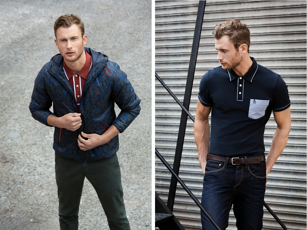 Original Penguin Fall 2013 Campaign 01