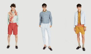 Orley Spring Summer 2014 – Classic Mediterranean Youth