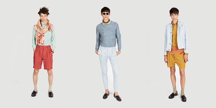 Orley Spring Summer 2014 - Classic Mediterranean Youth 1