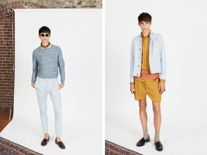 Orley Spring Summer 2014 - Classic Mediterranean Youth 2